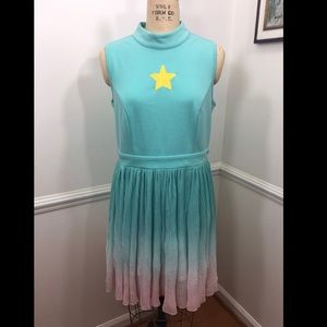 Hot Topic Steven Universe Pearl Dress Cosplay